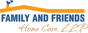 Family and Friends Home Care - Logo